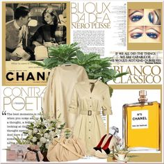chanel number 5, created by cristina1207 on Polyvore
