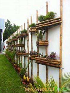 Bambootec : Jardines de estilo moderno por Bambootec