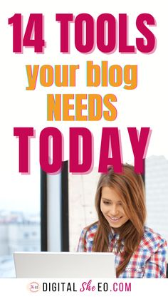 Best blog tools and tips for beginners to make money blogging. Free products and essential plugins for your Wordpress blog. #bloggingtools #bloggingtoolsforbeginners #bloggingtools #bestbloggingtools #bloggingtoolsandtips Make More Money, Make Money Blogging, Thing 1, Email Campaign, Social Media Channels, Free Products, Blog Design, Blogging For Beginners, Carpe Diem