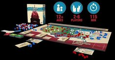 """Campaign strategy in a fun fast-paced game! Travel advertise campaign fundraise and more as you race to become the next president!  Search """"Campaign Trail"""" on Kickstarter to order yours today.  #kickstartergames #cardgames #boardgame #crowdfunding #gameblog #games #game #boardgames #boardgamegeek #gamestagram #gamer #gamedesign #boardgamegeek #gamestagam #kickstarter #new #cool #fun #cards by crowdfundentertainment"""