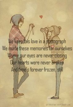 ♥ ed sheeran - photograph