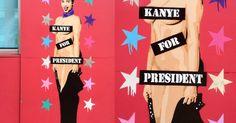 Kanye For President by Pegasus