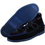 Sebago Mens BEACON Black loafers shoes   B72521