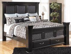 ashley furniture bed frame brackets