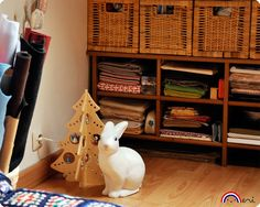 More pics of my studio by Memi The Rainbow, via Flickr