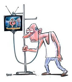 Cartoon / Propaganda