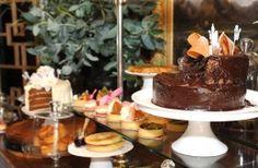 Homesteading, Villa, African, Cake, Desserts, Food, Gourmet, Pie Cake, Tailgate Desserts