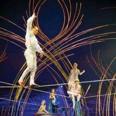 Cirque du Soleil's Amaluna hits Vancouver. November 2012. #Vancouverscape #CirqueduSoleil #Amaluna