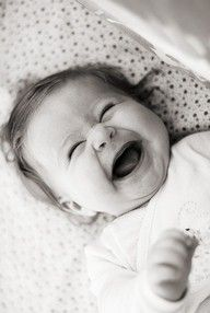 Pure joy and innocence!  Makes me happy : )) <3