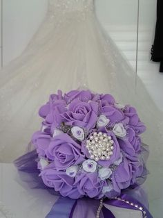 #Purple #wedding