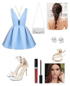 """""""Untitled #39"""" by masib22 ❤ liked on Polyvore featuring Akira, Ryan Storer, Nouv-Elle and Christian Dior"""