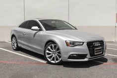 Coupe, 2014 Audi A5 2.0T Premium Plus quattro Cpe with 2 Door in Newport Beach, CA (92660)