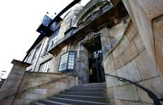 Top Ten Charles Rennie Mackintosh sites in Glasgow German Architecture, Historical Architecture, Architecture Plan, Architecture Details, Visit Glasgow, Scotland Street, Glasgow Scotland, Vegas