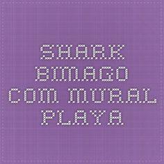shark.bimago.com MURAL PLAYA