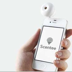 Scentee odori iPhone