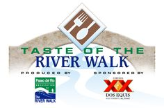 Taste of the River Walk- Ticket holders enjoy sampling culinary offerings from participating establishments, over a 3-day period. Sept. 11th- 13th 2012 #satx