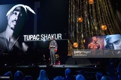 Presenter Snoop Dogg speaks about 2017 Inductee Tupac Shakur onstage at the 32nd Annual Rock & Roll Hall Of Fame Induction Ceremony at Barclays Center on April 7, 2017 in New York City. Debuting on HBO Saturday, April 29, 2017 at 8:00 pm ET/PT
