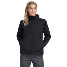 Aquanator Jacket Black