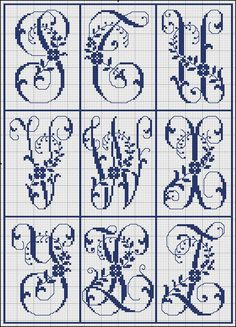 Free Easy Cross, Pattern Maker, PCStitch Charts + Free Historic Old Pattern Books: Sajou No 321
