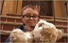 Little Mozzie - so adorable!!! || White Collar || Season 3... my next teddy bear will be named mozart lol