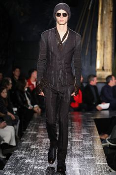 John Varvatos Fall 2017 Menswear Collection Photos - Vogue