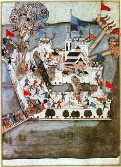 Siege of Szigetvár 1566