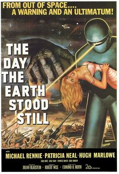 The Day The Earth Stood Still ~ 1950'S Movies http://www.bing.com/images/search?q=1950%27S+Movies&view=detail&id=E1336477B2A58CA761B8EBEF86385AF308BE9104