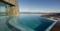 Arakur Ushuaia Resort & Spa, na Patagônia argentina (Foto: divulgação)