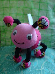 Sock Bee2 por JIAMINLIM