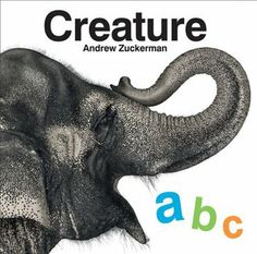 Creature ABC by Andrew Zuckerman