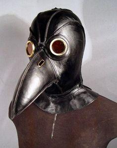 ɛïɜ Steampunk Leather Masks   Retronaut 5 ɛïɜ
