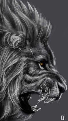 Lion by Paint3108