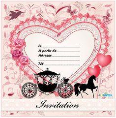 carte invitation anniversaire gratuite a imprimer garcon 5.00/5 ...