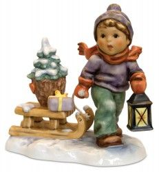ShopHummel.com Christmas is Coming Figurine Item 232001