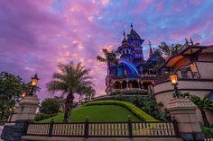 Hong Kong's Disneyland