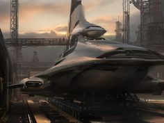 Jaime Jones Concept Artist | Sci-Fi Illustrations of Jaime Jones