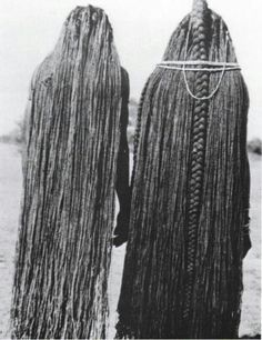 #inspired http://blackgirllonghair.com/2015/06/mbalantu-women-of-africa-and-their-floor-length-natural-hair-tradition/
