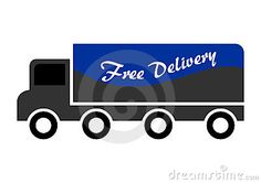 Illustration about Free delivery lorry truck vehicle icon. Illustration of transport, icon, delivery - 8669310 Free Stock Photos, Free Delivery, Vectors, Projects To Try, Trucks, Sign, Illustration, Image, Truck