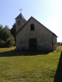 Old church-Caicaen-calbuco
