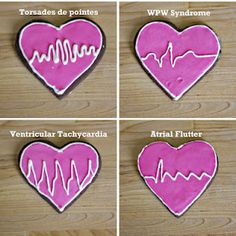 EKG cookies for nursing graduation?