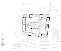 "Nursery ""Pluchke"" Ukkel,Floor Plan"