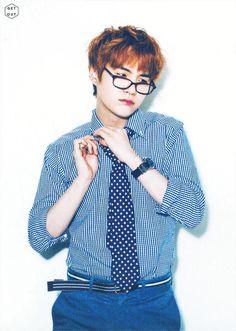 Glasses spam~
