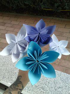 Origami - Kusudama Flowers 1