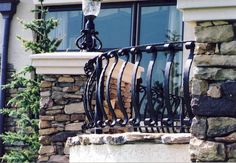 Functional does not have to mean ugly!  When you use iron - your options are endless!