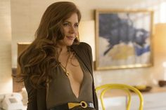 Amy Adams's Three Rules for Wearing American Hustle's Plunging Necklin | Vanity Fair