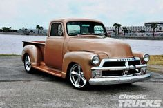1954 Chevy 3100 - Back From The Brink - Classic Trucks Magazine