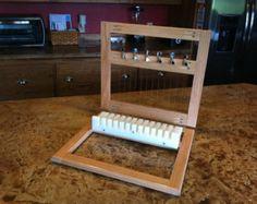 Mod 1 Solid Oak & High Density Polyethylene Soap Cutter