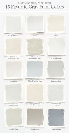 It's easy to second guess yourself when it comes to picking paint. Let us help guide your way to picking your near gray wall color.