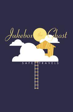 Jukebox the Ghost.