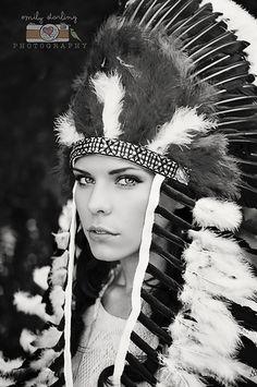Indian Princess-- Model Photography